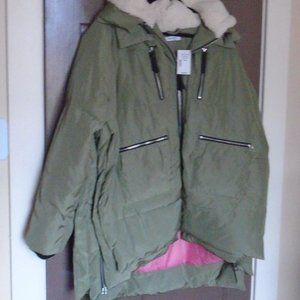 RICKI'S Winter Coat Jacket NWT
